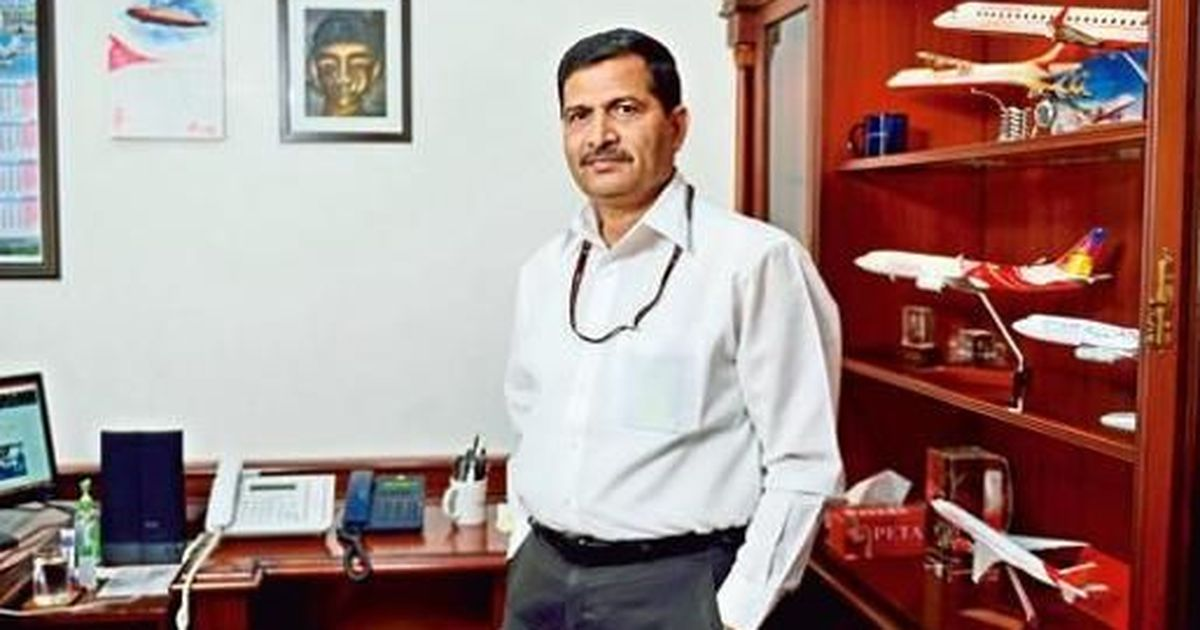 Air India chairman Ashwani Lohani appointed new chief of Railway Board