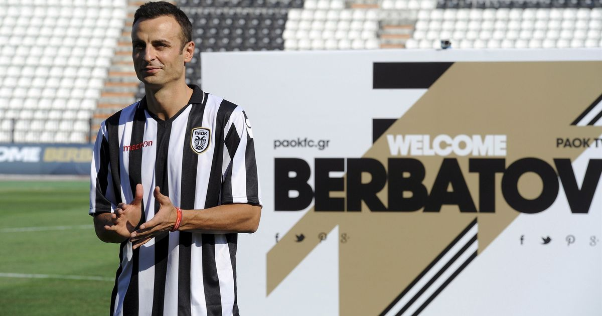 ISL side Kerala Blasters sign Dimitar Berbatov on one-year contract
