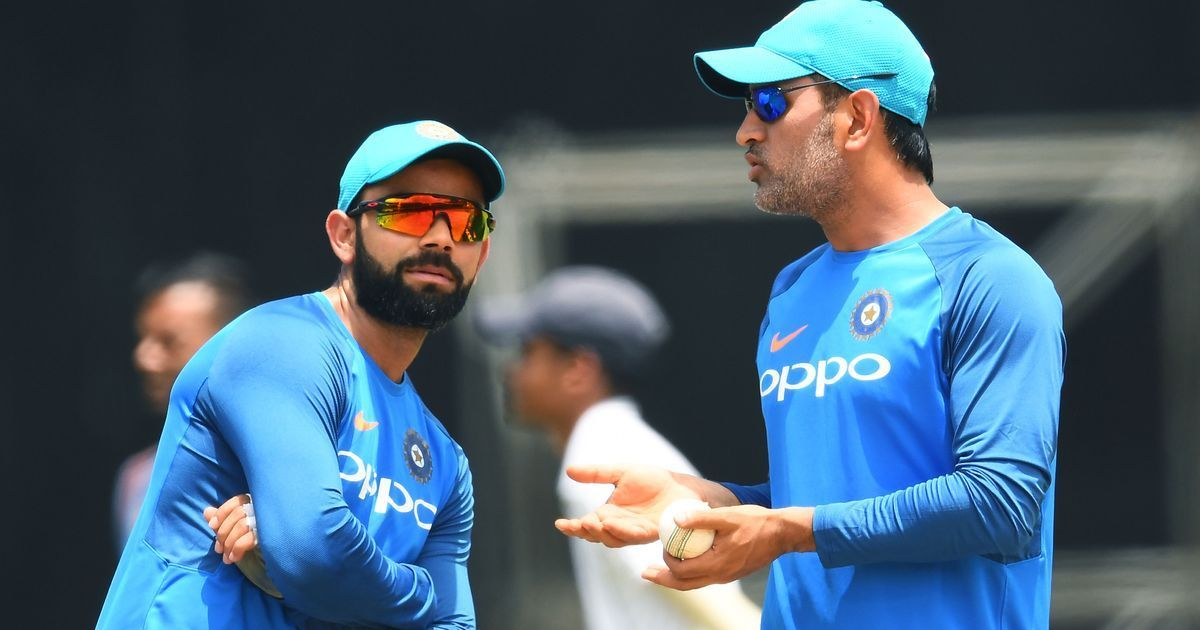 What MS Dhoni was curious to see when he handed over India captaincy to Virat Kohli