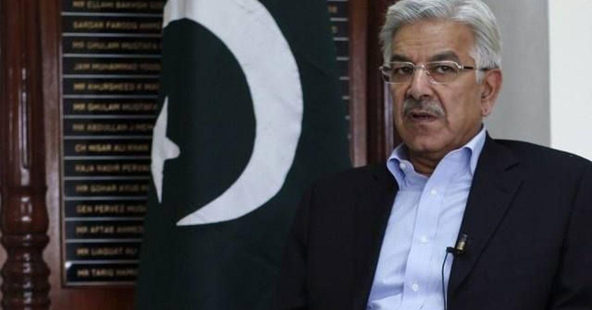 अमेरिका अफगानिस्तान में अपनी विफलता छिपाने के लिए पाकिस्तान को बलि का बकरा न बनाए : ख्वाजा आसिफ