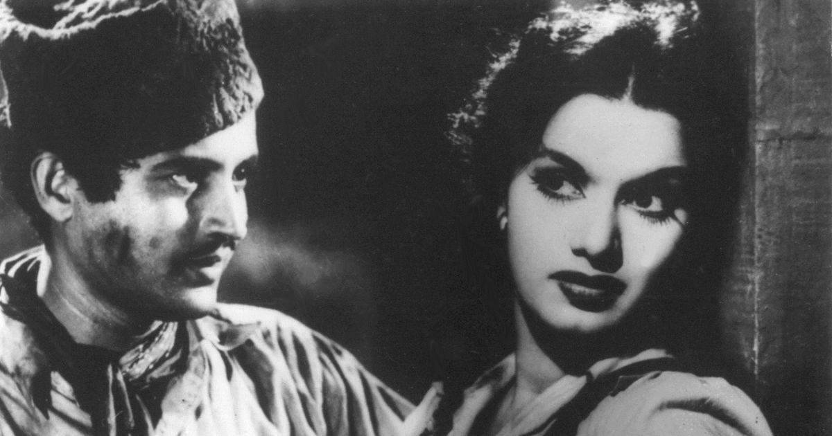 Audio master: The blockbuster combination of Guru Dutt and OP Nayyar in 'Aar Paar'