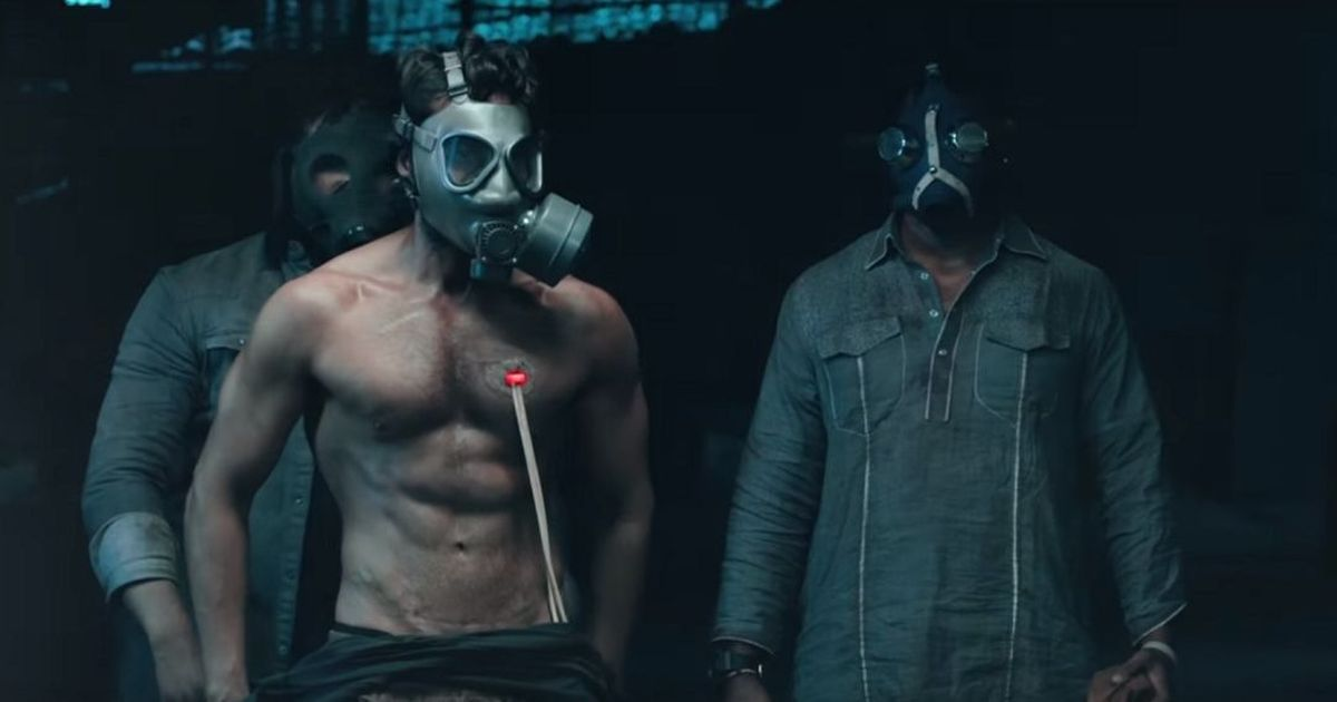 Watch: Nawazuddin Siddiqui and Jackky Bhagnani become oxygen smugglers in 'Carbon'