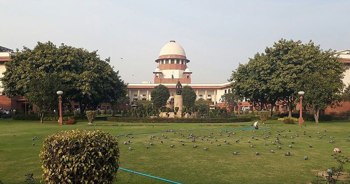 Centre blocks two nominees of Supreme Court Collegium: The Times of India