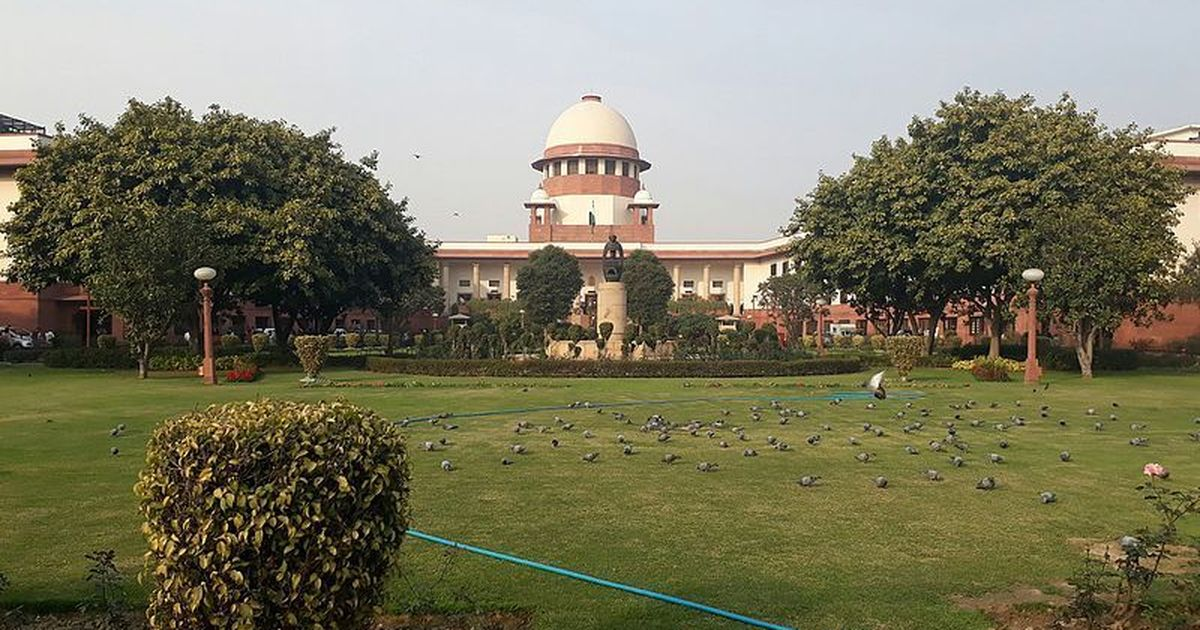 SC relief for major in firing case