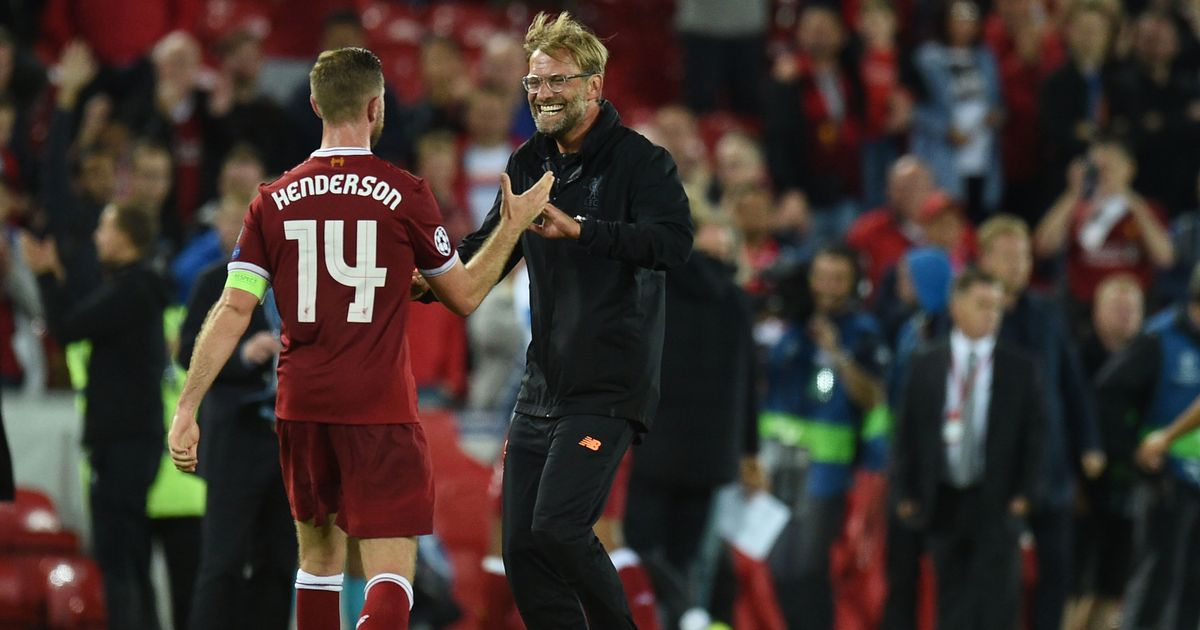 'On fire' Henderson adding new dimension to Liverpool's attack after more freedom from Jurgen Klopp
