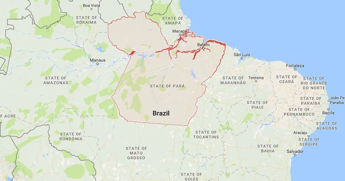 Brazil: 10 killed, several missing after passenger boat sinks in
