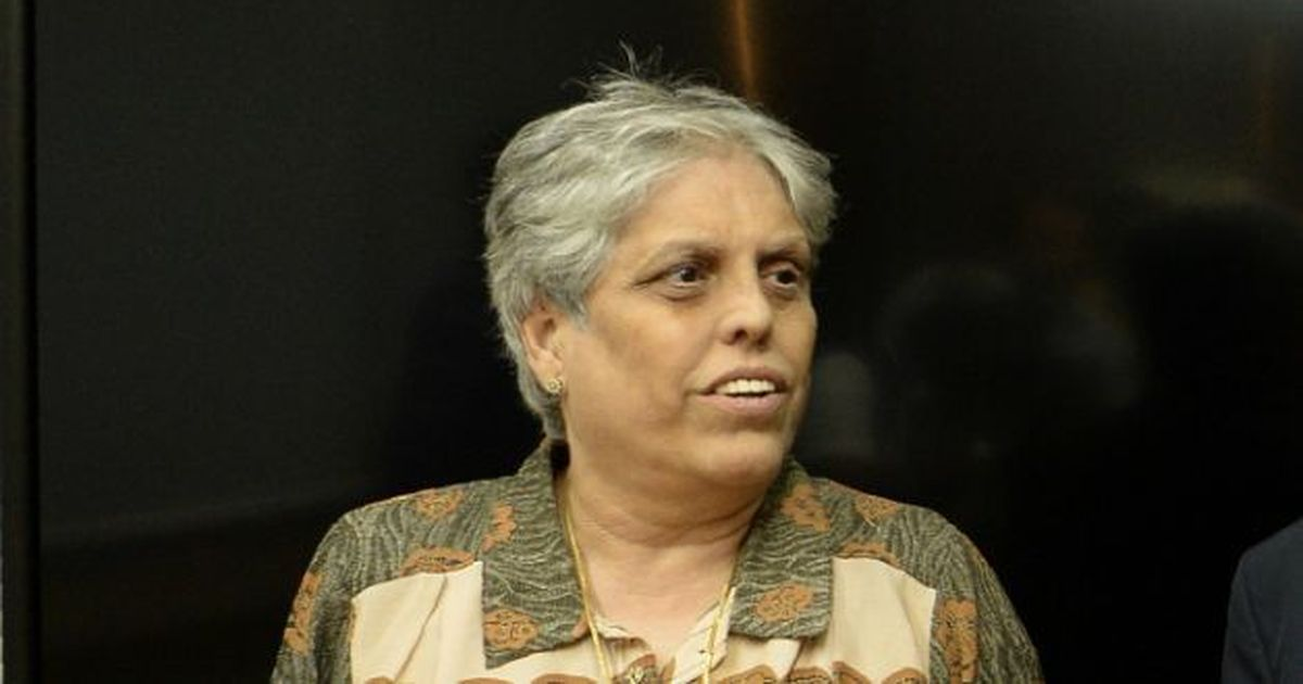 Not appropriate to accept CK Nayudu award: Diana Edulji