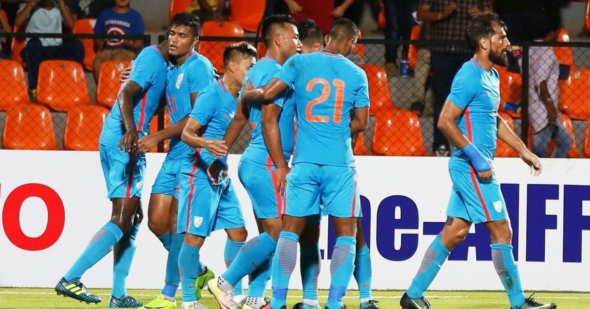 India drop 10 spots and out of the top 100 to 107th in latest Fifa rankings
