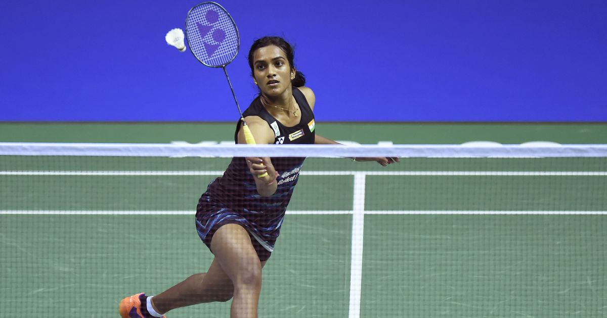 Struggling with her game it was a question of survival for PV Sindhu and she pulled it off