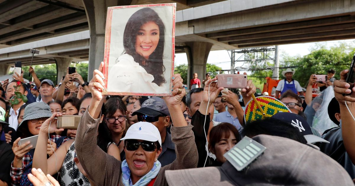 Thailand: Supreme Court issues arrest warrant against former Prime Minister Yingluck Shinawatra