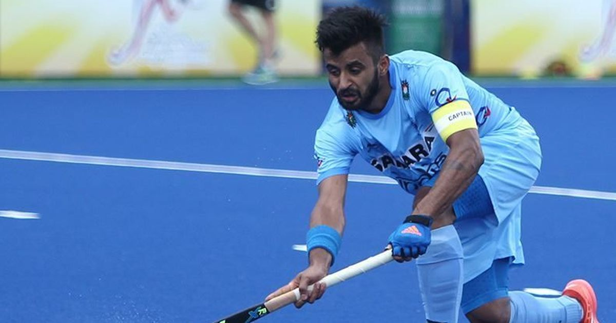 'If we play as a team, we can beat anyone': Interview with hockey captain Manpreet Singh