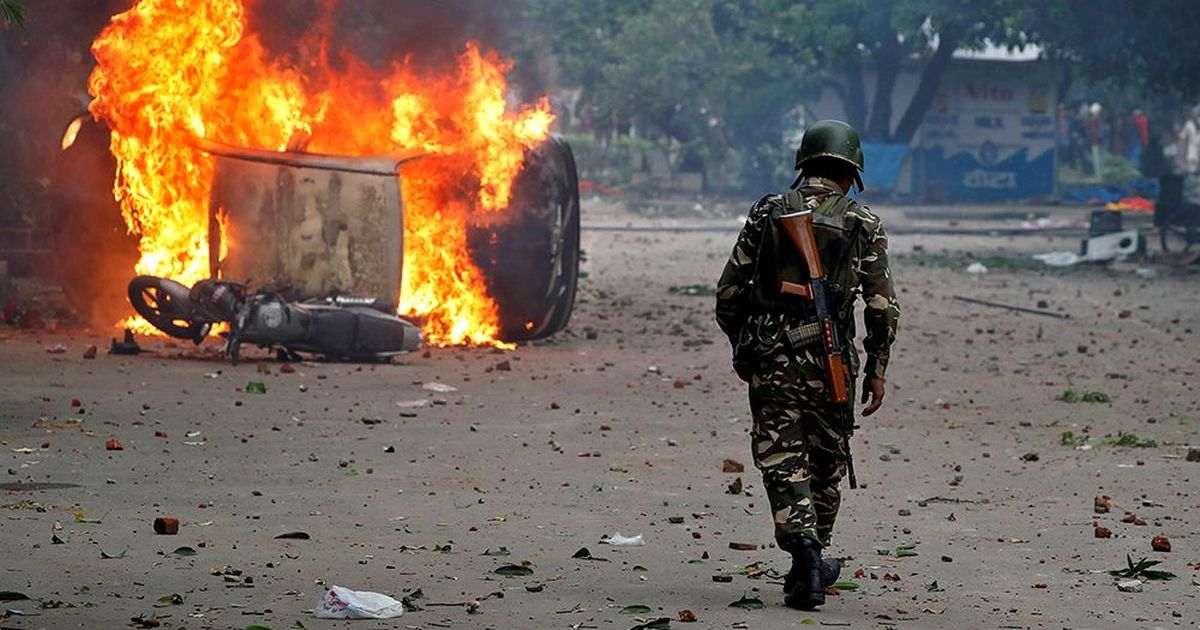 The big news States on high alert after violence by Dera followers and nine other top stories