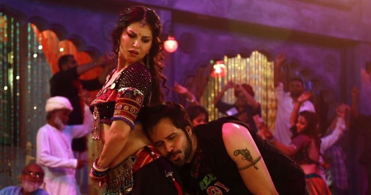 Waist management in Hindi film songs is a science unto itself