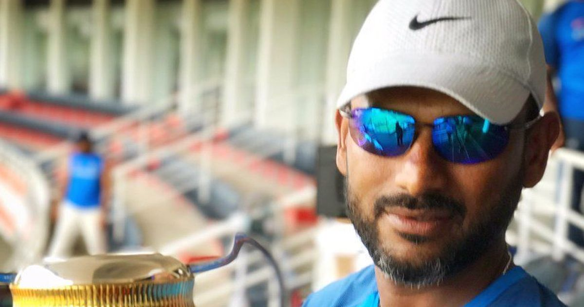 We need to address lot of things: Fielding coach R Sridhar admits India have been average in field