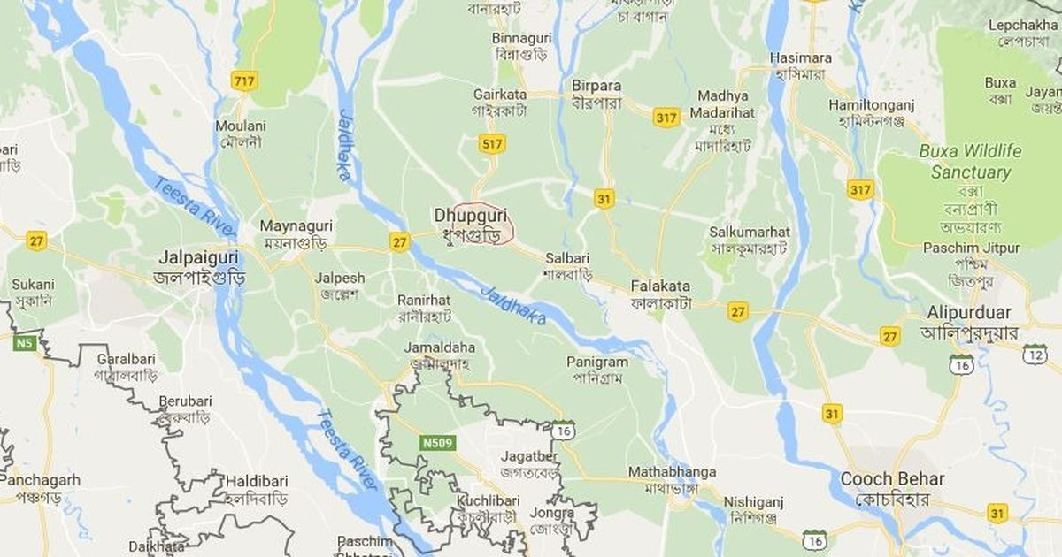 Suspected to be cow thieves, two youths lynched in Bengal's Jalpaiguri district