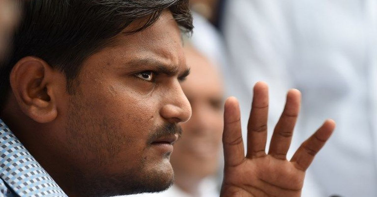 Take stand on quota by November 3: Hardik Patel to Congress