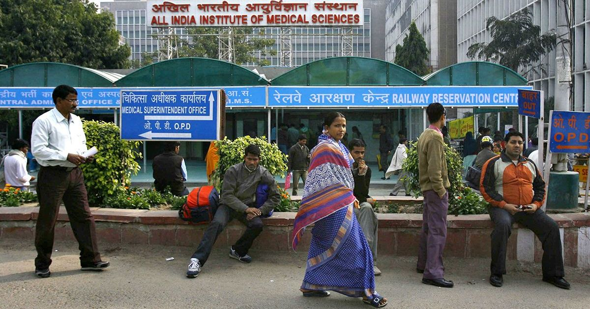 19-year-old man arrested for posing as doctor inside Delhi's AIIMS
