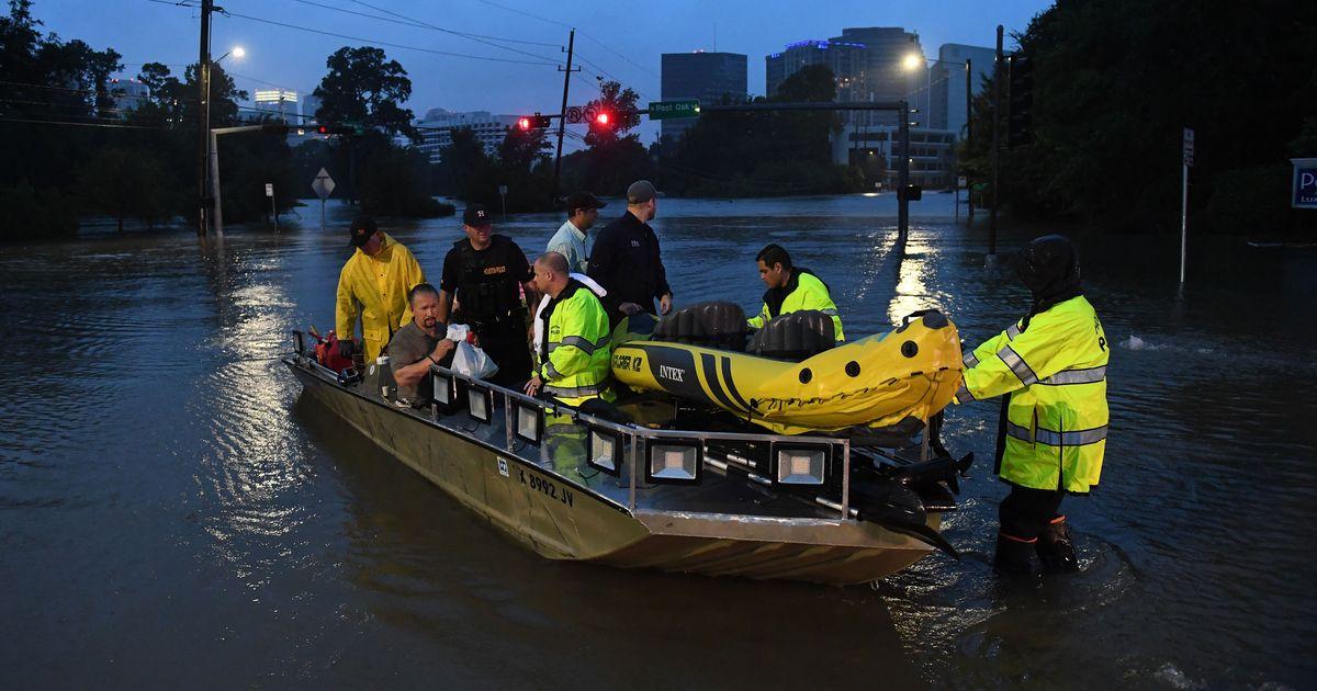US: Hurricane Harvey causes massive flooding in Houston, Donald Trump to visit city