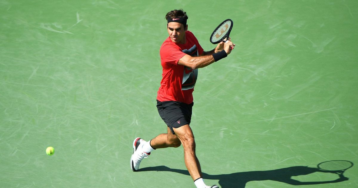 Buoyed by a two-week break Roger Federer ready for US Open challenge