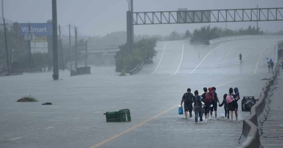 Lessons from Hurricane Harvey: Planners will have to make room for nature while designing cities