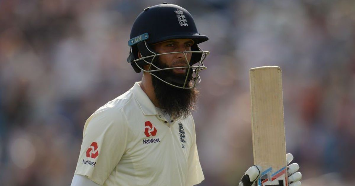 Mooen Ali's quick-fire 84 puts England in driver's seat, set West Indies 322 to win