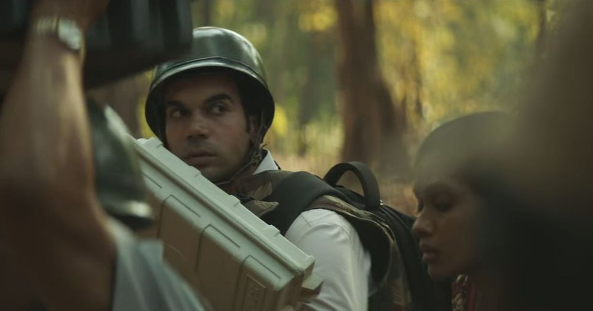 Watch: Rajkummar Rao wants your vote in 'Newton'