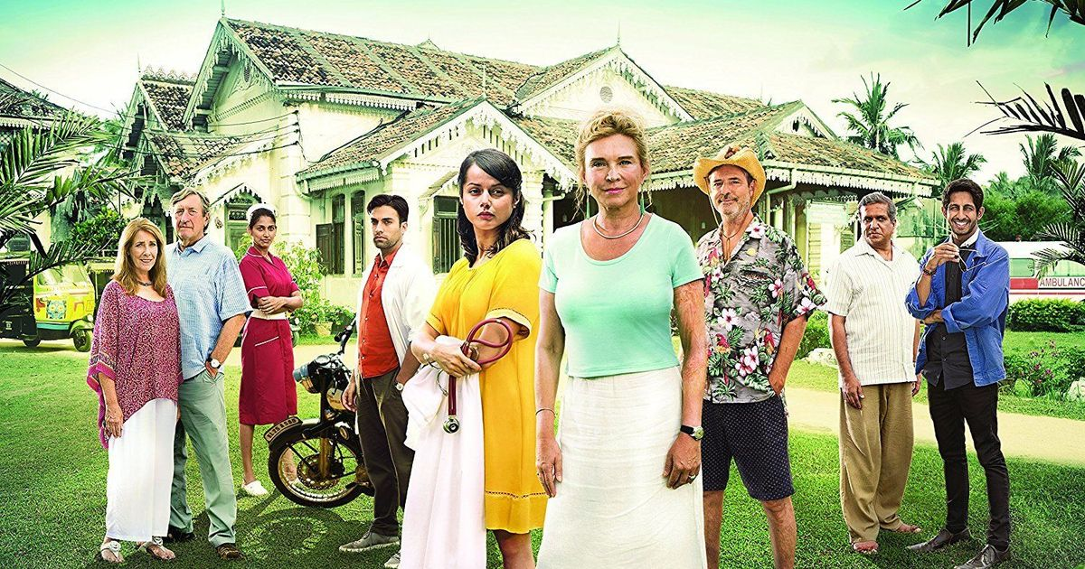 A doctor tries to navigate India and cliches in TV show 'The Good Karma Hospital'