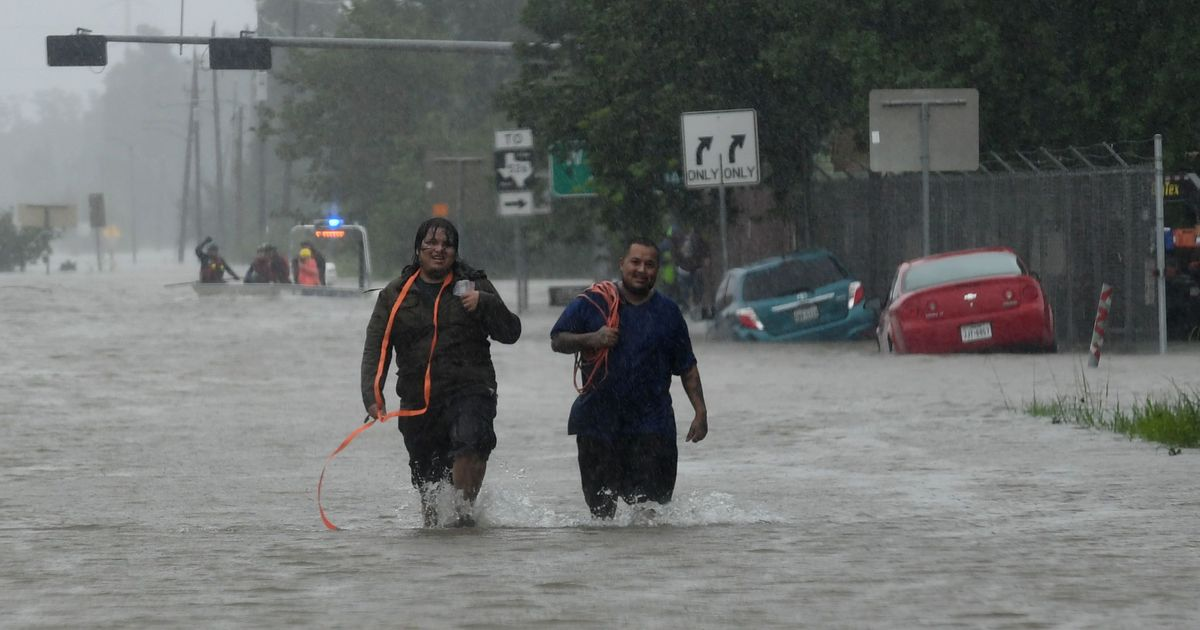 Beyond Mumbai, two major tropical storms leave trail of destruction from Hong Kong to Houston
