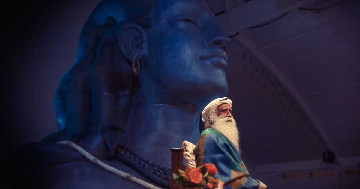 Biopic on Jaggi Vasudev in the works: 'Mumbai Mirror' report