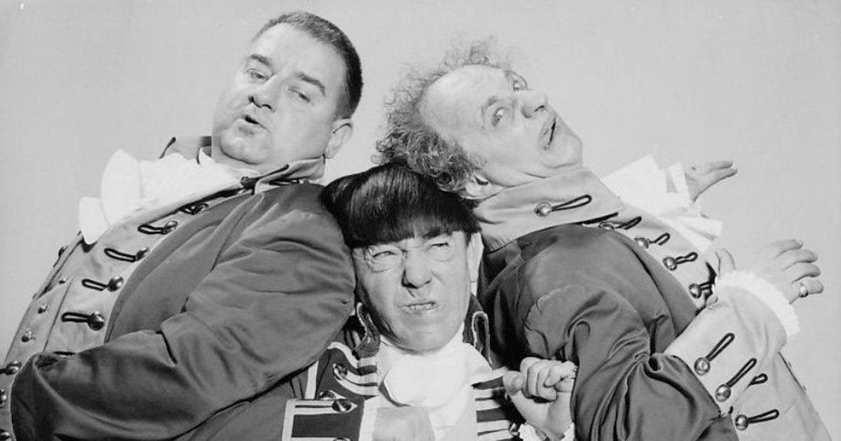American vaudeville 'The Three Stooges' to be adapted for Indian TV