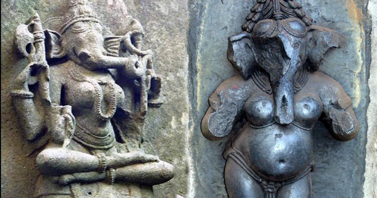 Vinayaki: The lesser-known story of the elephant-headed goddess, the female avatar of Ganesha