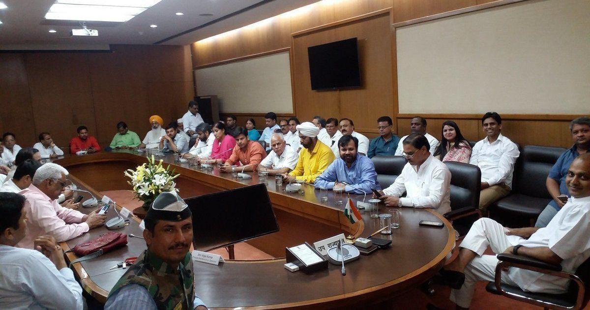 No politics on mohalla clinics: Kejriwal