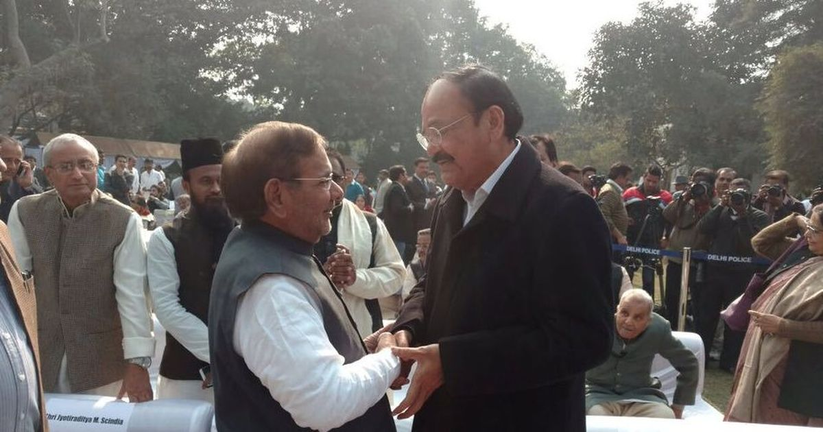 JD(U) rebels Sharad Yadav and Ali Anwar disqualified from Rajya Sabha