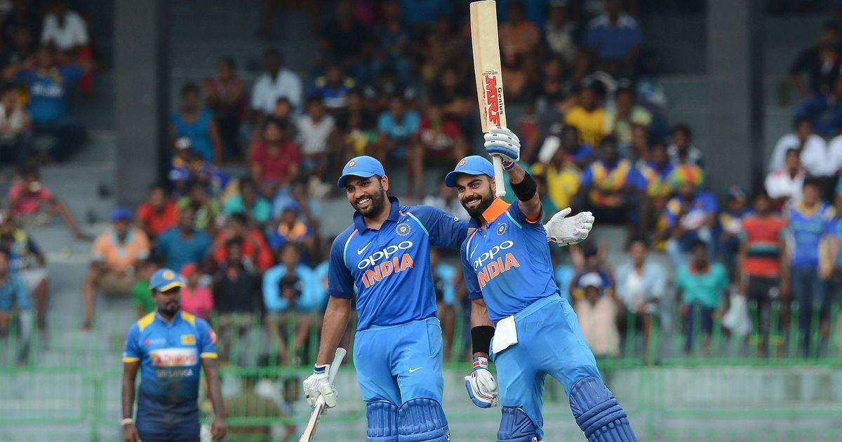 Rohit Sharma, Virat Kohli slam centuries as Sri Lanka suffer 168-run defeat