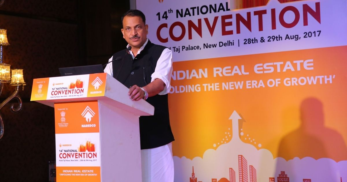 Rajiv Pratap Rudy resigns from Cabinet ahead of expected reshuffle