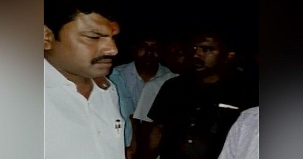 कर्नाटक : भाजपा नेता बीएस येद्दियुरप्पा के बेटे की कार से एक राहगीर की मौत, ड्राइवर ग़िरफ्तार