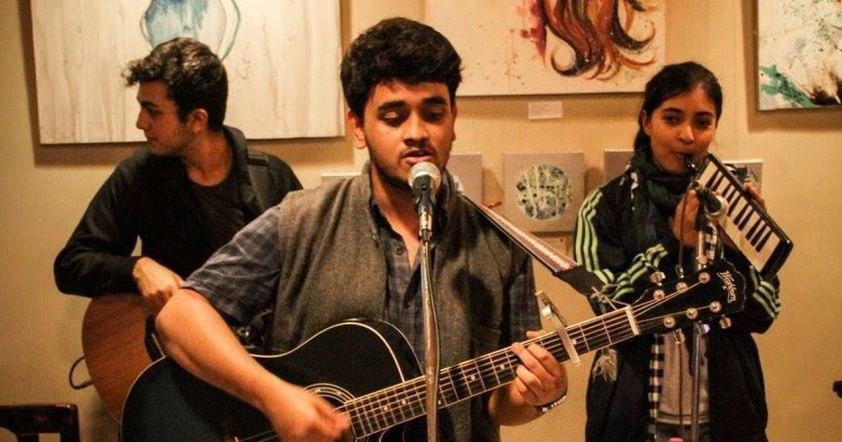 A young Kolkata band inspired by the Beatles and HP Lovecraft is gaining fans on streaming services
