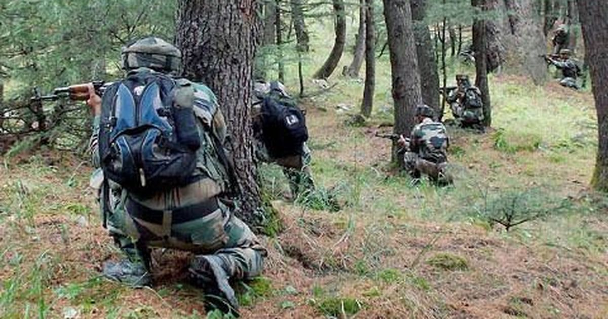 J&K: Five suspected militants killed in Shopian gunfight, third operation this week