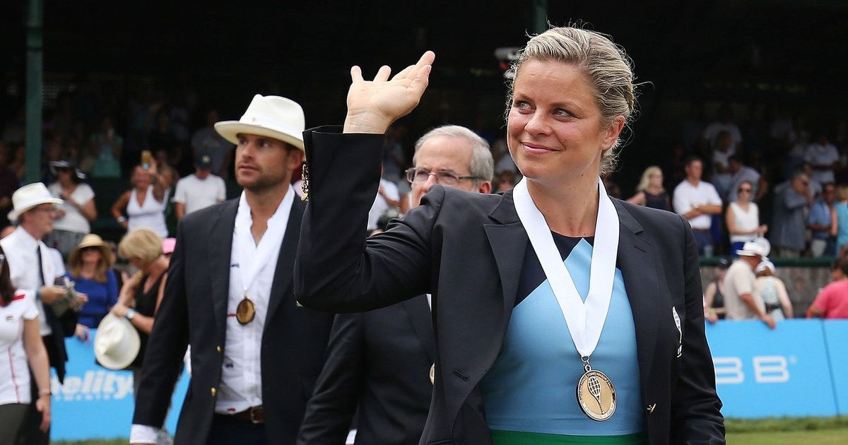 Watch: Former World No 1 Kim Clijsters announces return to tennis seven years after retirement