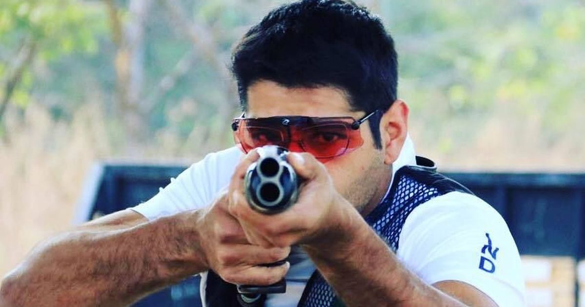 National Shooting C'ship: Kynan Chenai pips Lakshay Sheoran to win men's trap gold