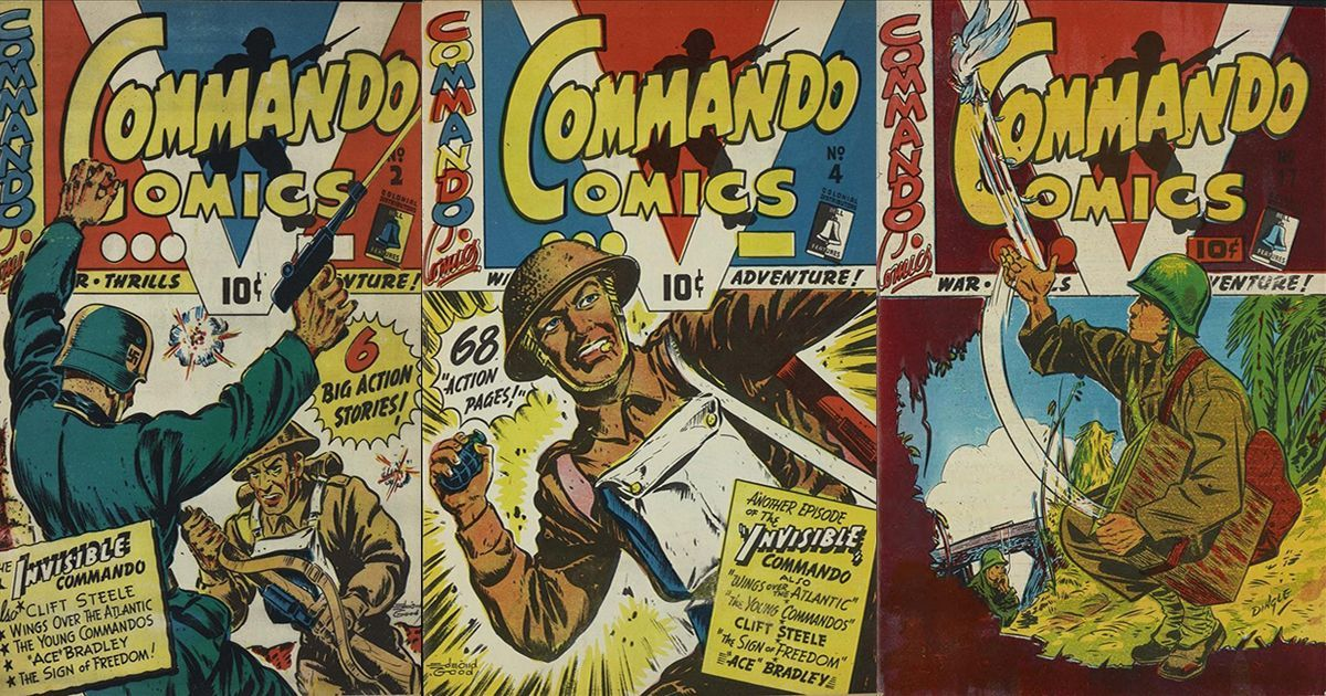 Long before Nolan's 'Dunkirk', a comic was transporting Indians like me to the darkness of WWII
