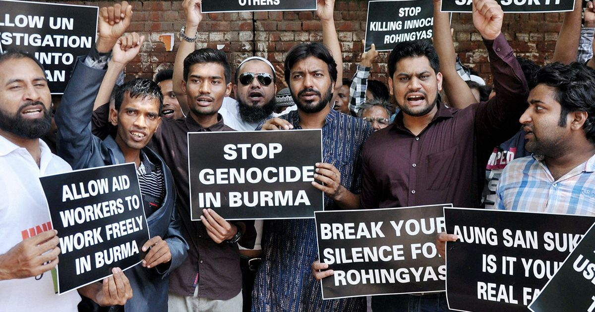 Rohingya refugees are a threat to national security, says Centre's draft of affidavit to SC