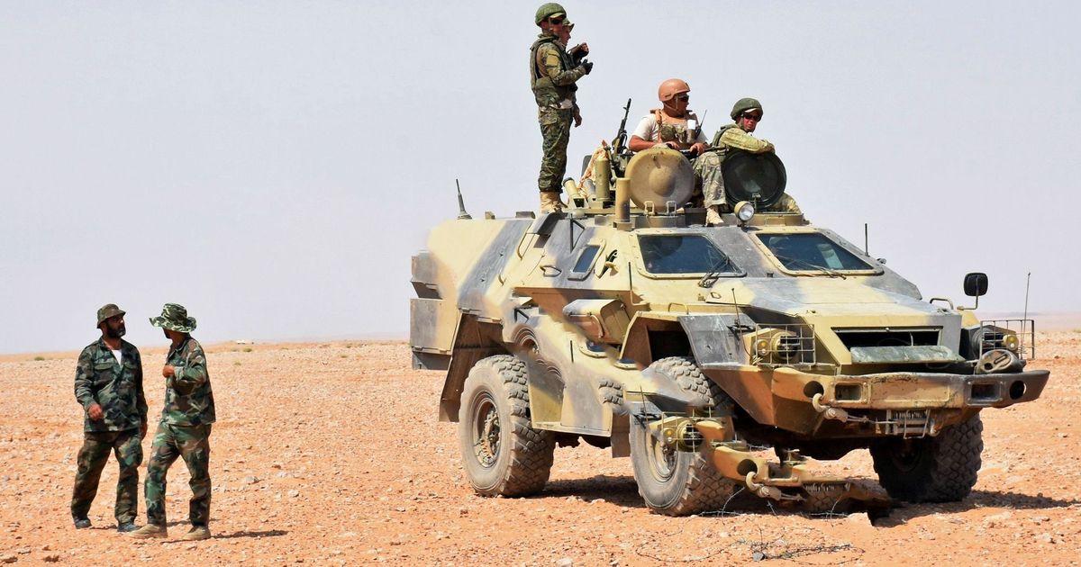 रूस ने सीरिया में 180 जिहादियों और आतंकियों को मारने का दावा किया