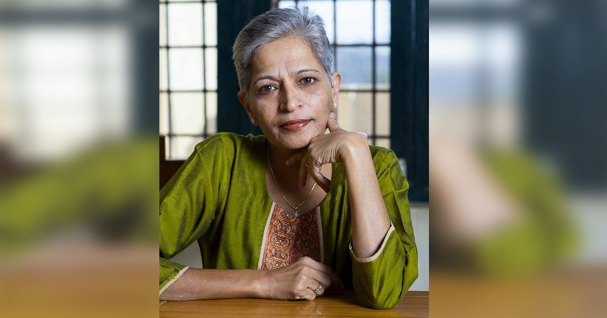 Gauri Lankesh shot dead at her residence