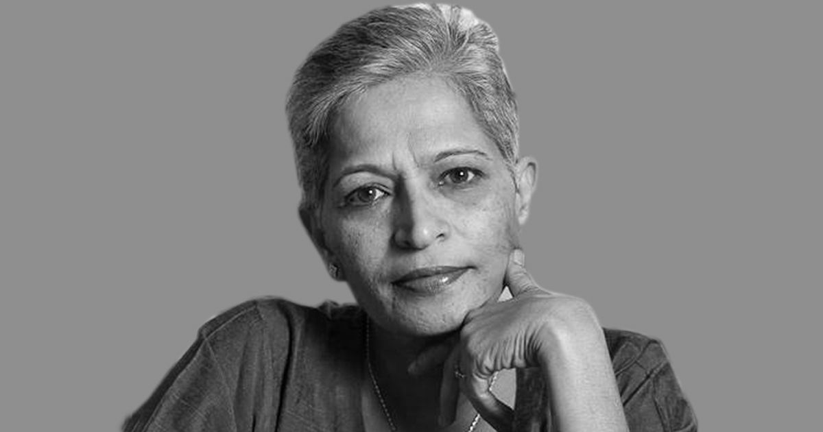 Politicians, media figures condemn murder of journalist Gauri Lankesh