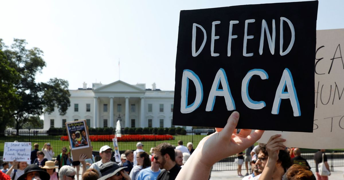 US: Donald Trump repeals 'Dreamers' programme that protects 8,00,000 immigrants from deportation