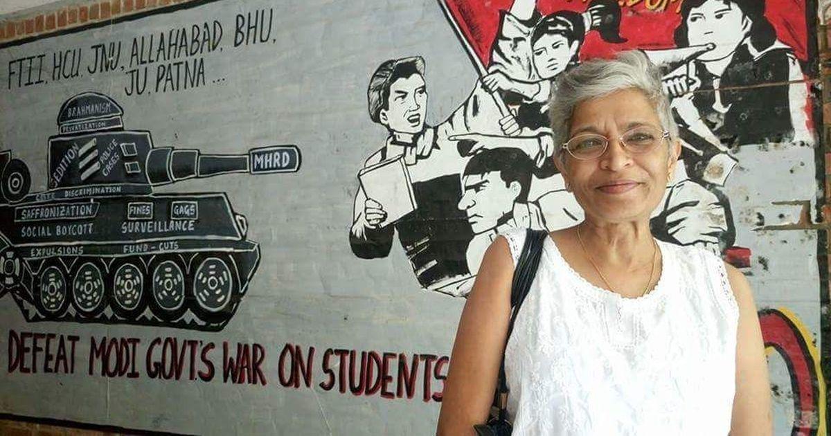 Gauri Lankesh remembered: 'She took majoritarian Hindutva politics head on'