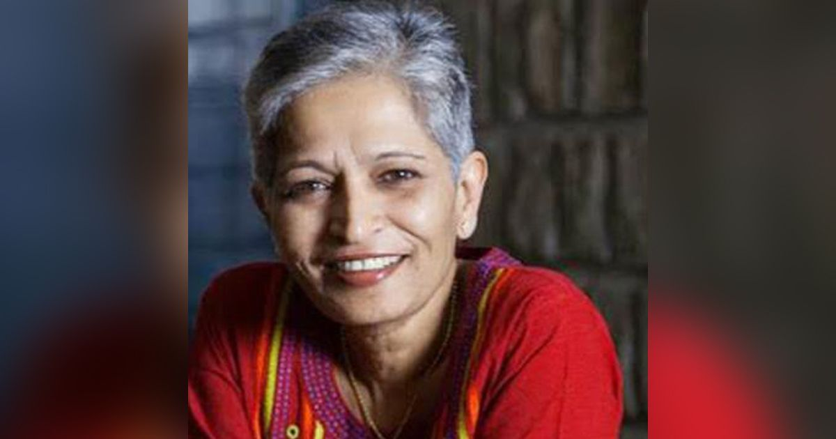 Gauri Lankesh (1962-2017): Journalist who raged like a fire as she championed just causes