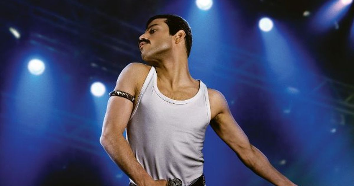 First look: 'Mr Robot' actor Rami Malek as Freddie Mercury in upcoming biopic