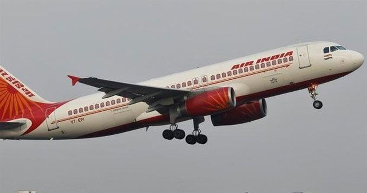 Tardy flyer slaps Air India staffer, gets slapped back